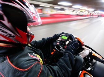 Indoor Karting Race Track and their TFGcrowd Journey