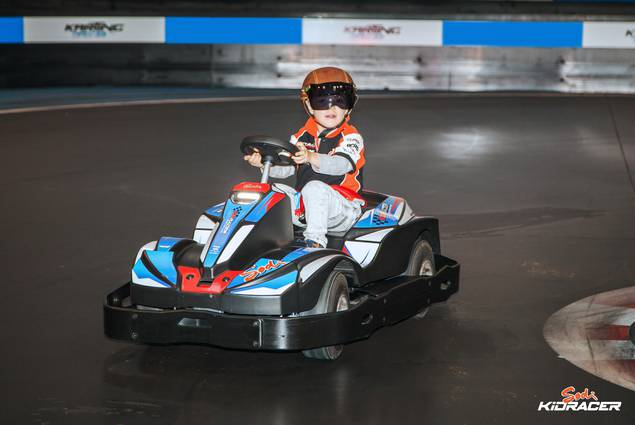 Indoor Karting Race Track 6